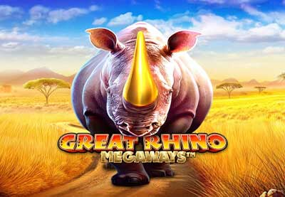 Video Slots Machine Gratis da 5 bobine - Great Rhino Megaways - Pragmatic Play