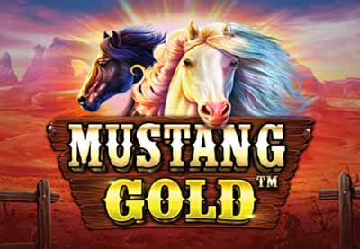 Slot Machine con Jackpot - Mustang Gold