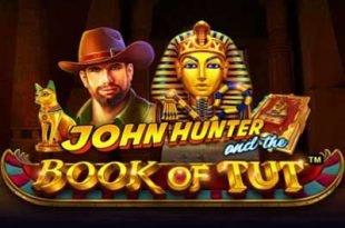 John hunter and The book of tut - Video Slot Gratis Pragmatic Play