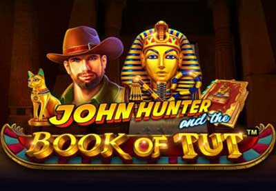 Video Slot Gratis da 5 rulli - John Hunter and the book of Tut - Pragmatic Play
