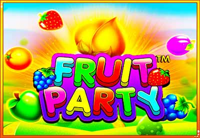 Fruit Party Video Slot Machine Gratis Online di Pragmatic Play