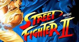 Street Fighter 2 - Gioco Slot di Netent Gratis