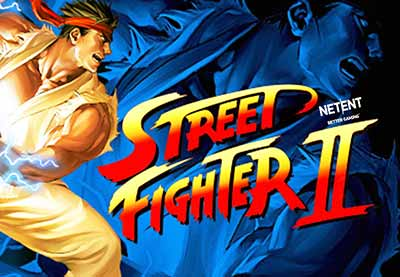 Stree Fighter 2- Gioco Slot Netent Gratis
