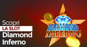 Diamond Inferno - Video Slot Online Microgaming