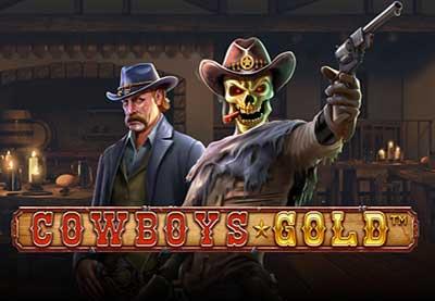 Cowboys Gold - Video Slot Machine Online Pragmatic play
