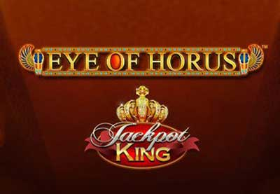 Eye Of Horus Jackpot King - Slot Machine Online 2020 - Blueprint Gaming