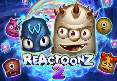 Reactoonz 2 - Slot Machine Online Play'n Go