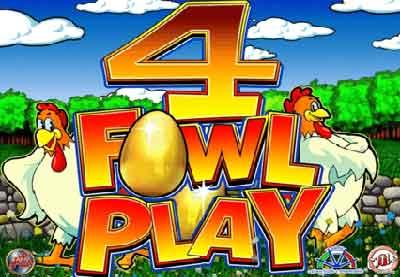 slot machine da bar gratis - 4 Fowl Play