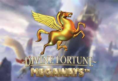 Divine Fortune Megaways - Video Slot Machine Online by Netent