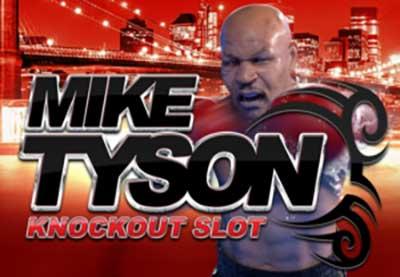 slot machine gratis da bar Mike Tyson Knock di Inspired