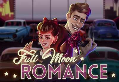 Full Moon Romance - Slot Machine by Thunderkick