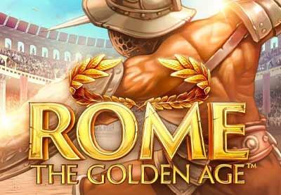 Video Slot Machine Gratis by Netent - Rome: The Golden Age