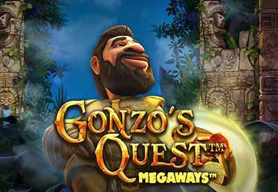 Gonzo's Quest Megaways - Video Slot Machine Netent - red tiger