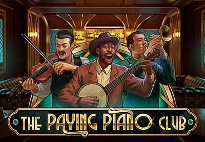 The Paying Piano Club - Slot Machine Online Playngo
