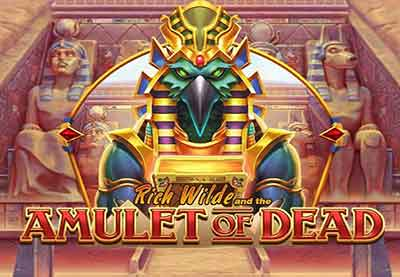 Video Slot Machine di Play'n Go - Rich Wilde and the Amulet of Dead