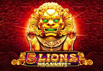 5 Lions Megaways slot machine online pragmatic play