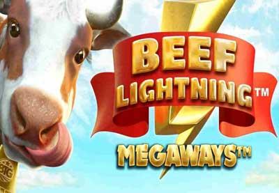Beef lightning Megaways - Slot Machine Gratis by Big Time Gaming