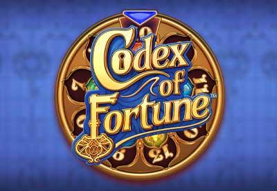 Codex of Fortune - Video Slot Machine Gratis Online by Netent