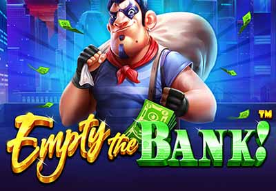 Empty the Bank - Video Slot Machine Online by Pragmatic Play