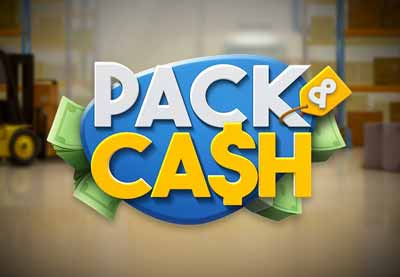 Pack Cash - Video Slot Machine Online by Play'n Go