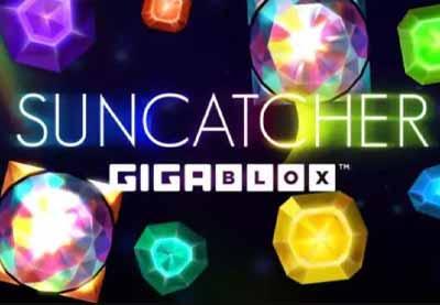 Suncatcher Gigablox - Video Slot Machine Online by Yggdrasil