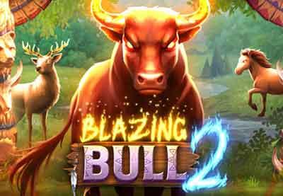 Blazing Bull 2 Video Slot Machine Online by Kalamba