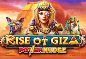 Slot Gratis senza scaricare - Rise of Giza Power Nudge