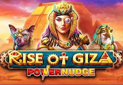 Rise of Giza Power Nudge - Slot Machine Online by Pragmatic Play