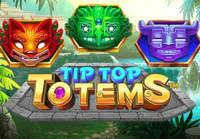 Tip Top Totems - Video Slot Machine by Playtech