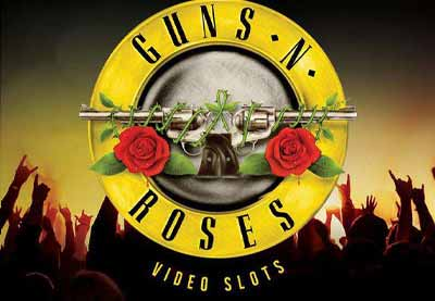 Guns N' roses - Video Slot Machine Online Netent